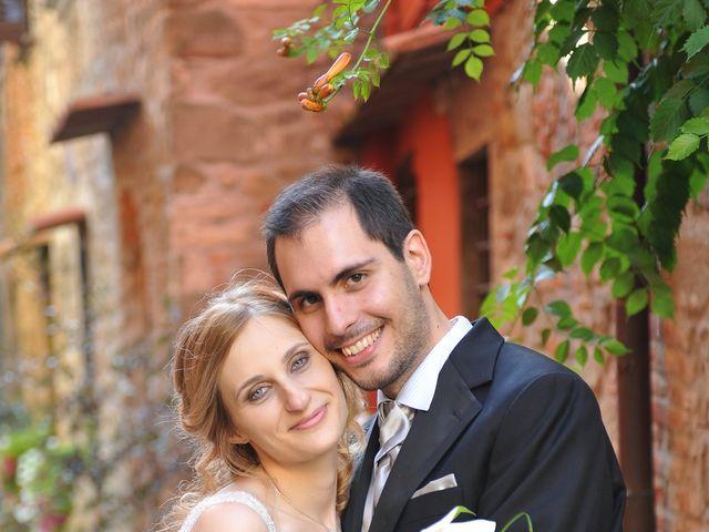 Il matrimonio di Matteo e Elisa a Montecatini-Terme, Pistoia 20