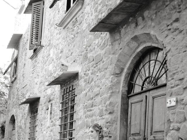 Il matrimonio di Matteo e Elisa a Montecatini-Terme, Pistoia 21