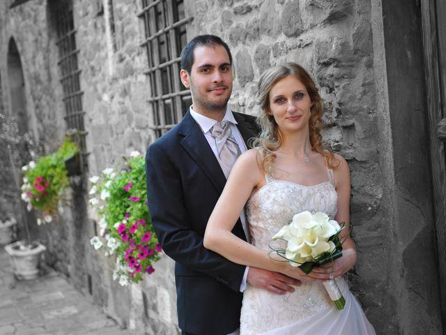 Il matrimonio di Matteo e Elisa a Montecatini-Terme, Pistoia 23