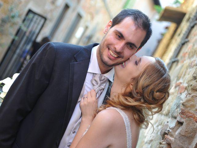 Il matrimonio di Matteo e Elisa a Montecatini-Terme, Pistoia 24