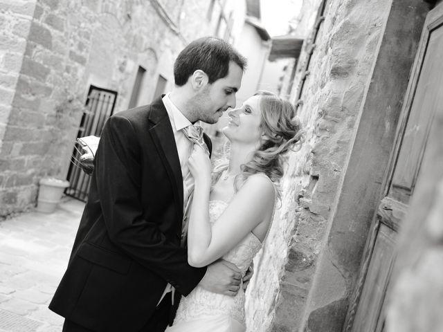 Il matrimonio di Matteo e Elisa a Montecatini-Terme, Pistoia 2