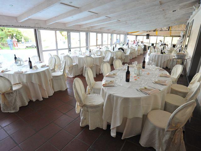 Il matrimonio di Matteo e Elisa a Montecatini-Terme, Pistoia 31
