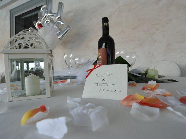 Il matrimonio di Matteo e Elisa a Montecatini-Terme, Pistoia 32
