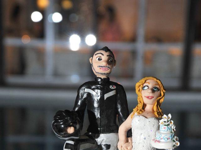 Il matrimonio di Matteo e Elisa a Montecatini-Terme, Pistoia 33
