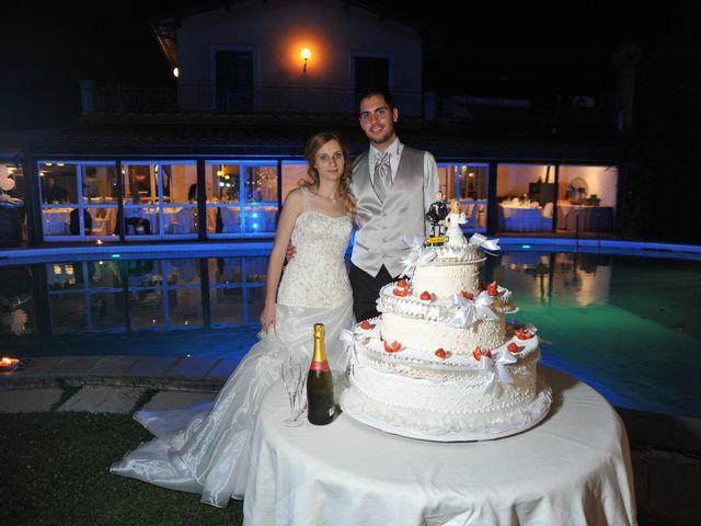 Il matrimonio di Matteo e Elisa a Montecatini-Terme, Pistoia 35