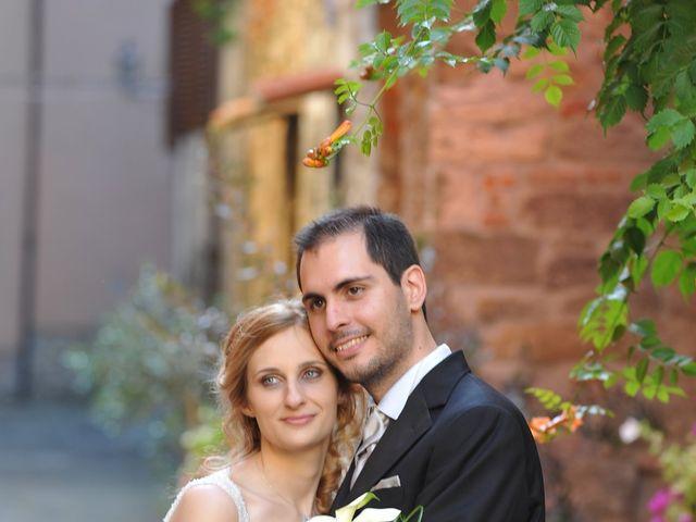 Il matrimonio di Matteo e Elisa a Montecatini-Terme, Pistoia 26