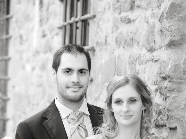 Il matrimonio di Matteo e Elisa a Montecatini-Terme, Pistoia 37