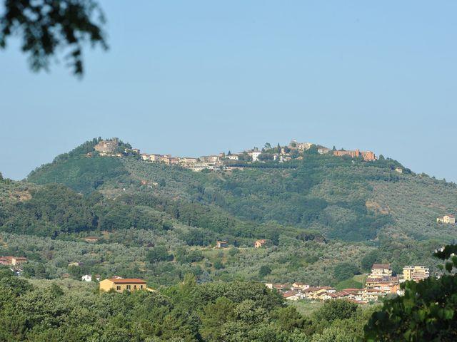 Il matrimonio di Matteo e Elisa a Montecatini-Terme, Pistoia 29