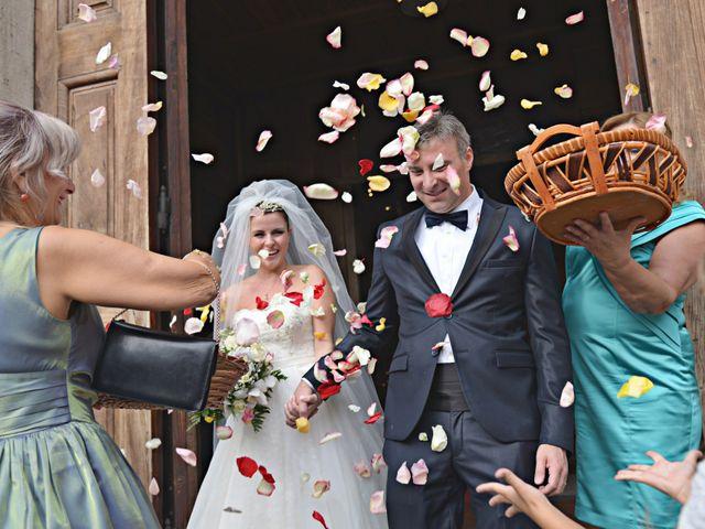 Le nozze di Rovena e Anthony