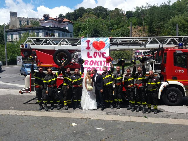 Il matrimonio di Massimo  e Roberta  a Napoli, Napoli 5