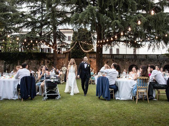 Il matrimonio di Daniela e Aldo a Brescia, Brescia 22