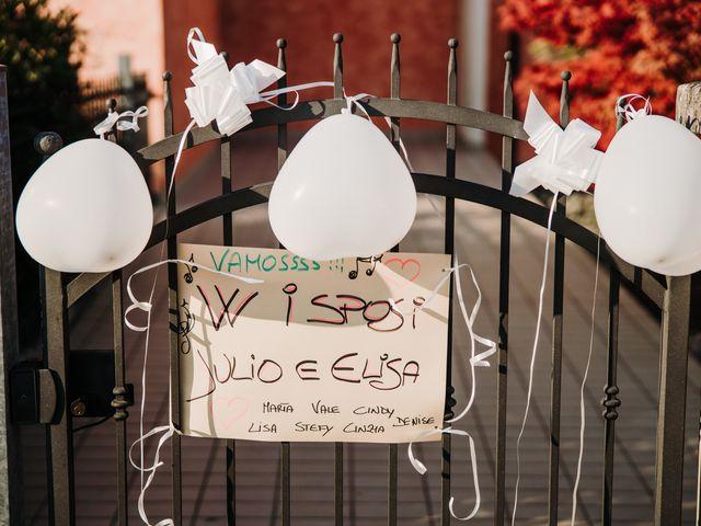 Il matrimonio di Julio e Elisa a Saccolongo, Padova 3