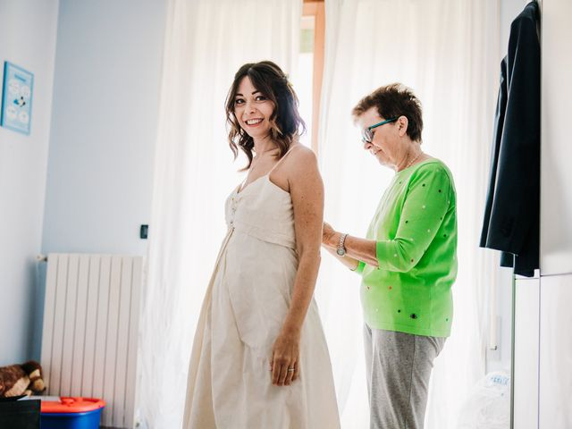 Il matrimonio di Julio e Elisa a Saccolongo, Padova 10