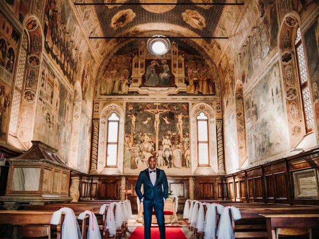 Il matrimonio di Julio e Elisa a Saccolongo, Padova 14