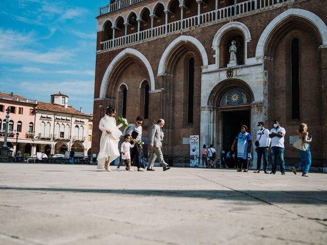Il matrimonio di Julio e Elisa a Saccolongo, Padova 18
