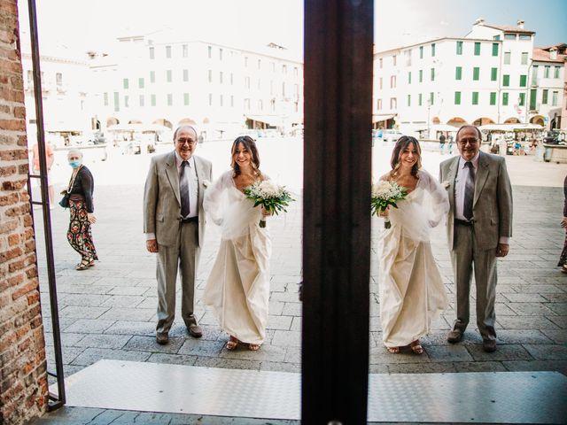 Il matrimonio di Julio e Elisa a Saccolongo, Padova 19