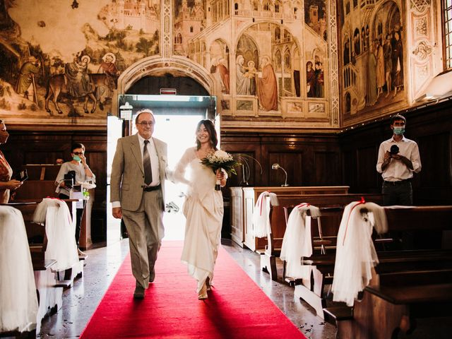 Il matrimonio di Julio e Elisa a Saccolongo, Padova 20