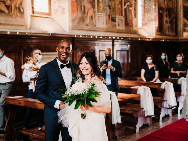 Il matrimonio di Julio e Elisa a Saccolongo, Padova 21