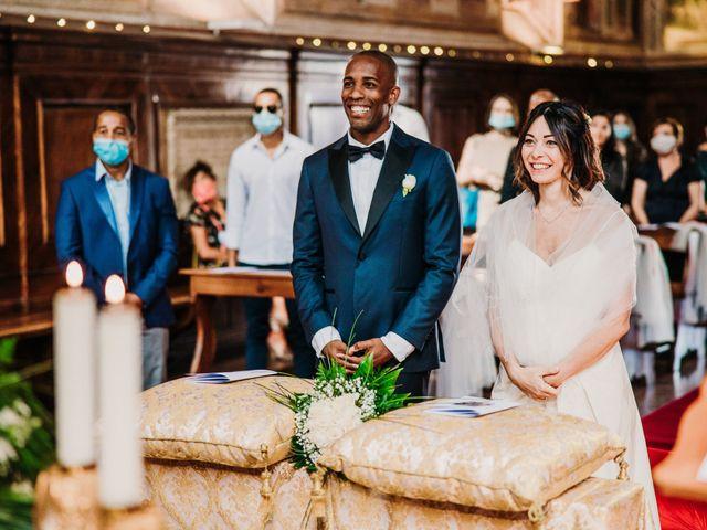 Il matrimonio di Julio e Elisa a Saccolongo, Padova 22