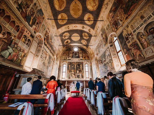 Il matrimonio di Julio e Elisa a Saccolongo, Padova 23