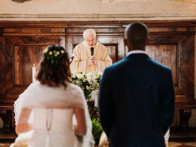 Il matrimonio di Julio e Elisa a Saccolongo, Padova 24