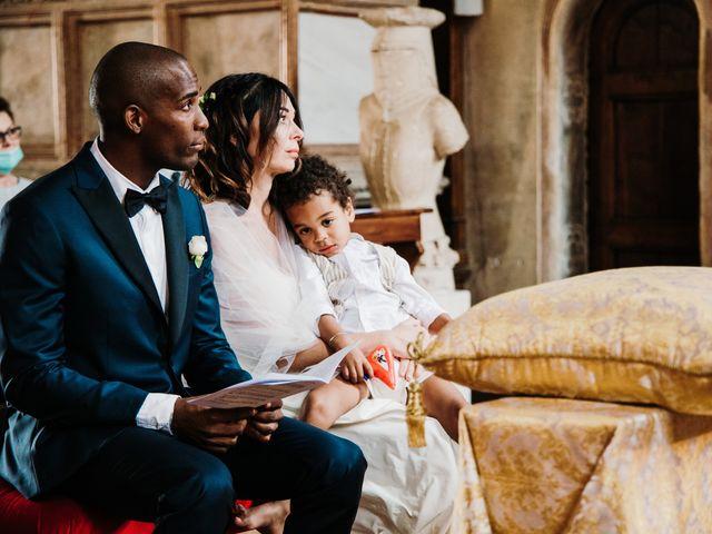 Il matrimonio di Julio e Elisa a Saccolongo, Padova 25