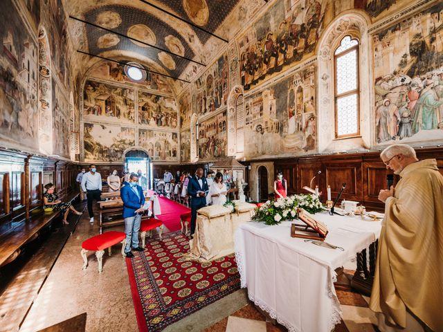 Il matrimonio di Julio e Elisa a Saccolongo, Padova 28