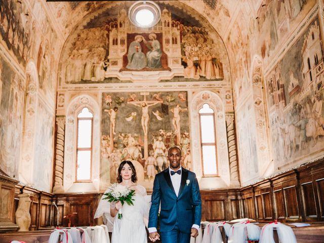 Il matrimonio di Julio e Elisa a Saccolongo, Padova 30