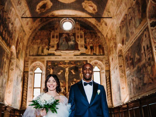 Il matrimonio di Julio e Elisa a Saccolongo, Padova 31