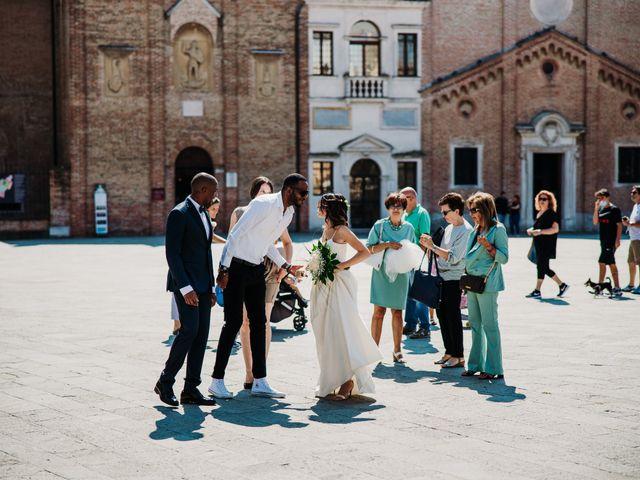 Il matrimonio di Julio e Elisa a Saccolongo, Padova 33