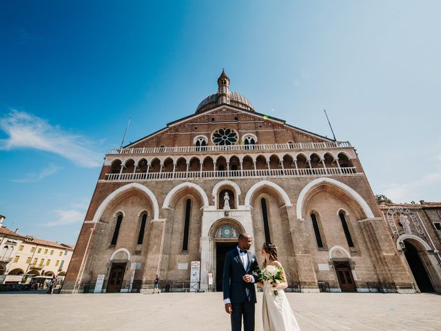 Il matrimonio di Julio e Elisa a Saccolongo, Padova 34