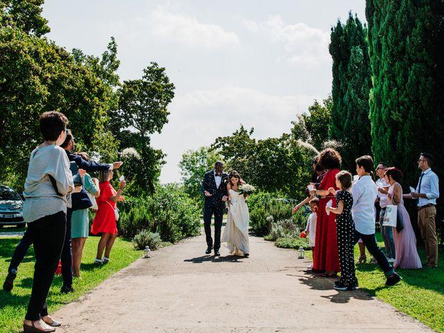 Il matrimonio di Julio e Elisa a Saccolongo, Padova 35