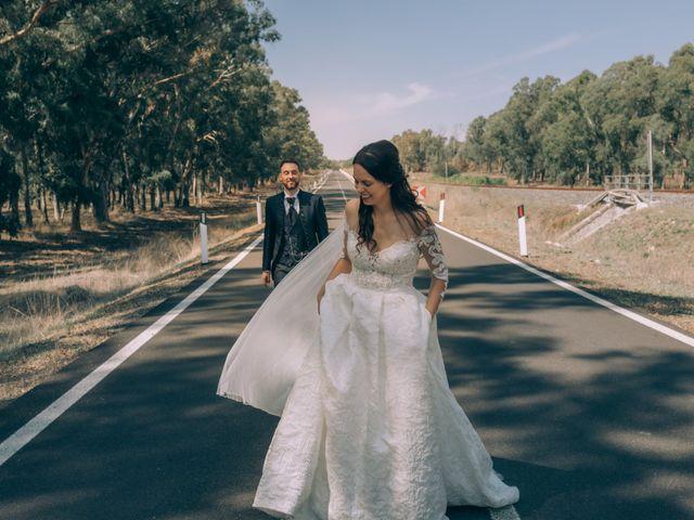 Le nozze di Fabrizio e Maria Grazia