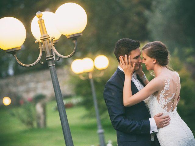 le nozze di Ilaria e Michele
