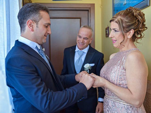 Il matrimonio di Giusy e Raffaele a Boscoreale, Napoli 3