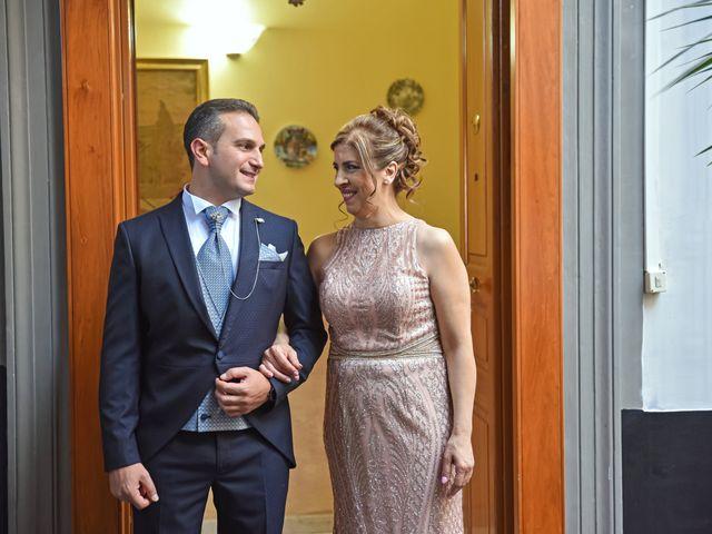 Il matrimonio di Giusy e Raffaele a Boscoreale, Napoli 8