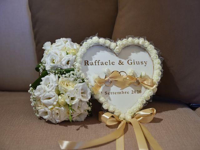 Il matrimonio di Giusy e Raffaele a Boscoreale, Napoli 11