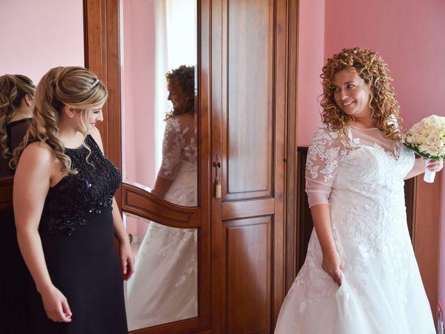 Il matrimonio di Giusy e Raffaele a Boscoreale, Napoli 21