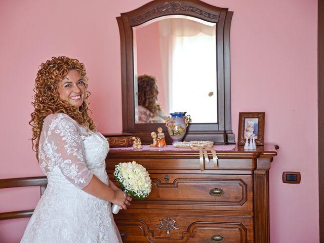 Il matrimonio di Giusy e Raffaele a Boscoreale, Napoli 22