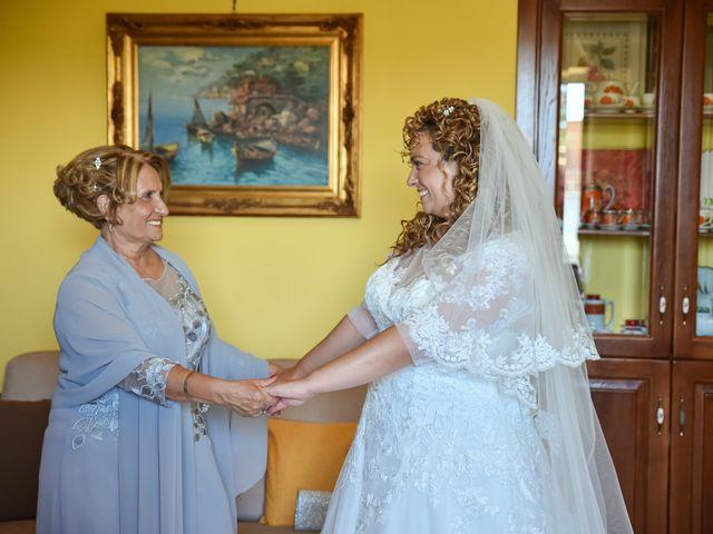 Il matrimonio di Giusy e Raffaele a Boscoreale, Napoli 23