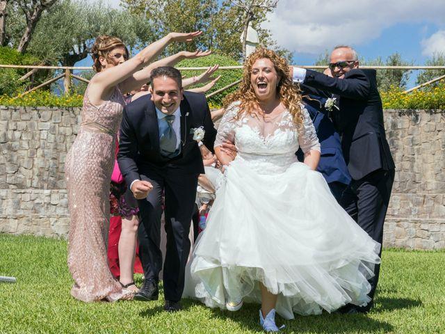 Il matrimonio di Giusy e Raffaele a Boscoreale, Napoli 25