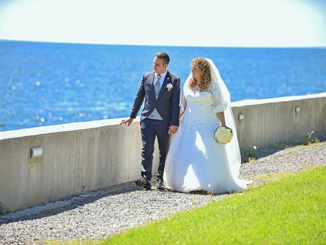 Il matrimonio di Giusy e Raffaele a Boscoreale, Napoli 26