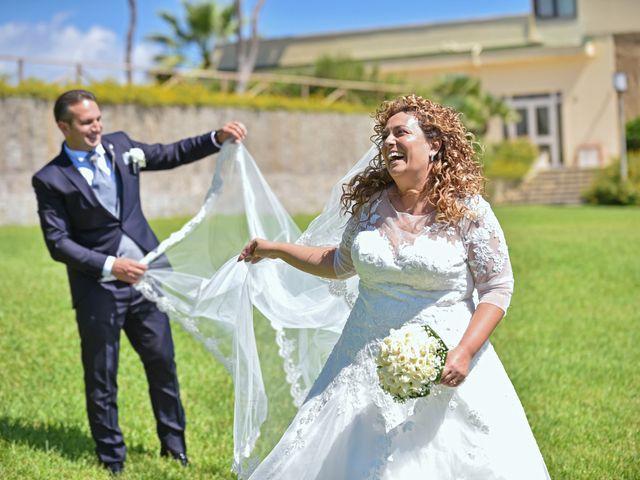 Il matrimonio di Giusy e Raffaele a Boscoreale, Napoli 27