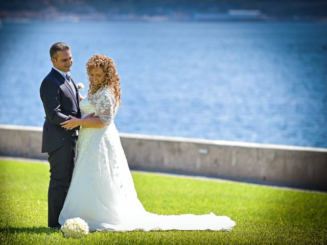 Il matrimonio di Giusy e Raffaele a Boscoreale, Napoli 28