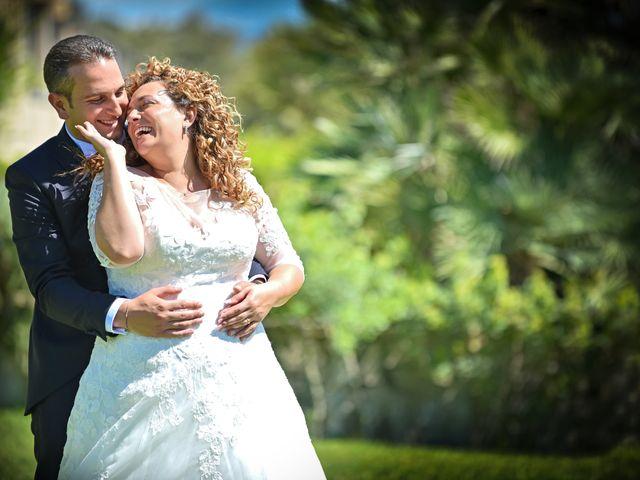 Le nozze di Raffaele e Giusy