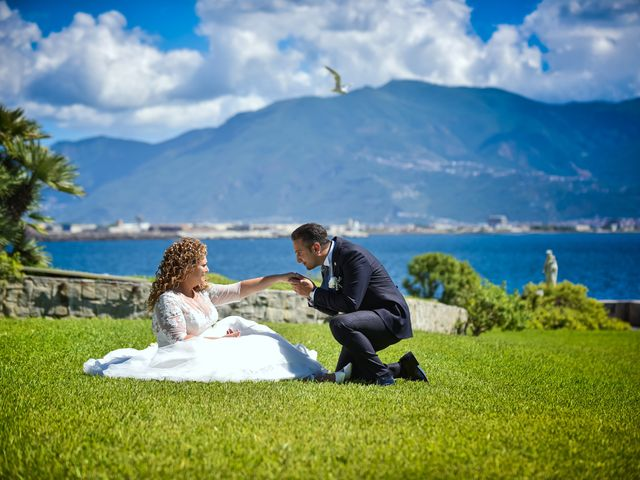 Il matrimonio di Giusy e Raffaele a Boscoreale, Napoli 29