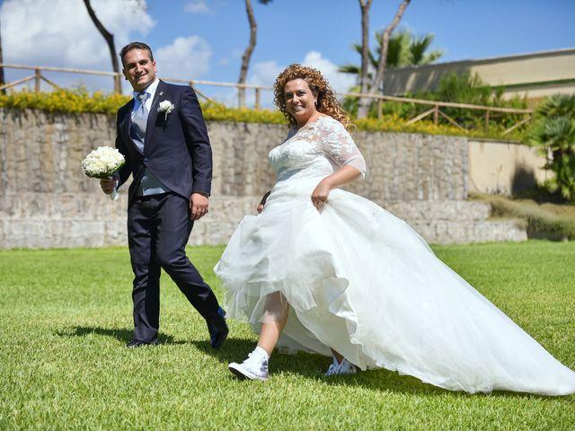 Il matrimonio di Giusy e Raffaele a Boscoreale, Napoli 30
