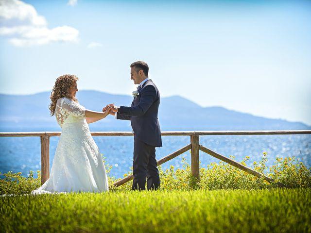 Il matrimonio di Giusy e Raffaele a Boscoreale, Napoli 33