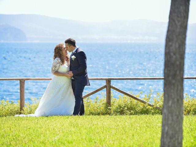 Il matrimonio di Giusy e Raffaele a Boscoreale, Napoli 34