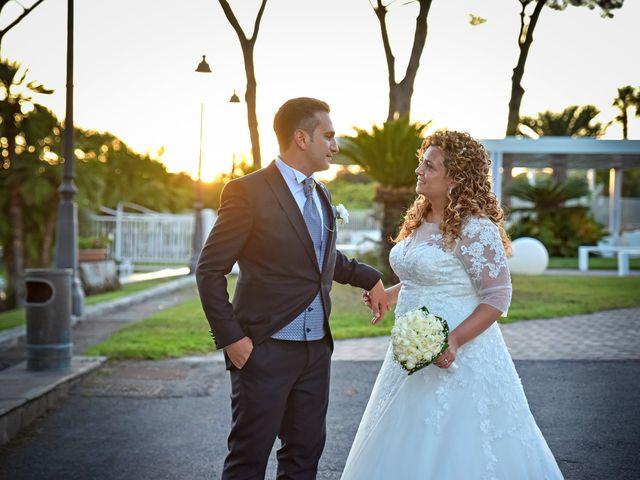 Il matrimonio di Giusy e Raffaele a Boscoreale, Napoli 35